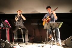 """Concert """" Vieux Blues Américains"""" avec Cadigo au cinéma Crystal Palace"""