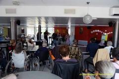 Concert de Bal de Maison, Maison de retraite Les Colchiques, Prémery