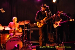Burleigh  Drummord, Albie Burk, Steve Guillory